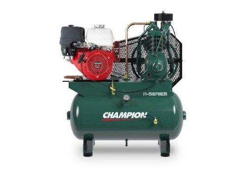 Air compressor green colour